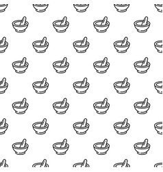 Chemistry plate pattern seamless vector