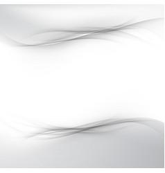 modern grey futuristic gradient background vector image vector image