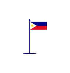 Philippines flag flag vector