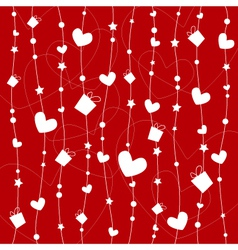 Wrapping paper design vector