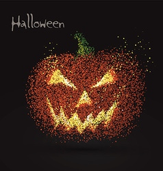 Grimace pumpkin particles it can be used for vector