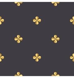 Quatrefoil clover seamless vector image