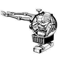 Batiandr vector image