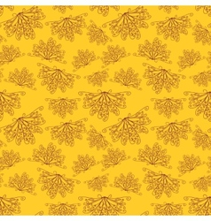 Fall abstract pattern vector image