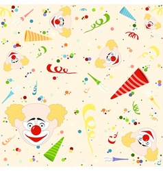 Happy birthday pattern vector