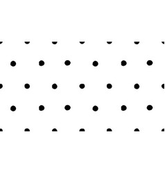 painted small dots pattern vector image