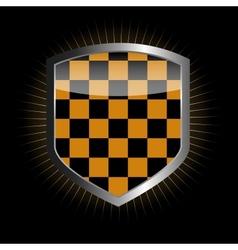 Protect shield vector image