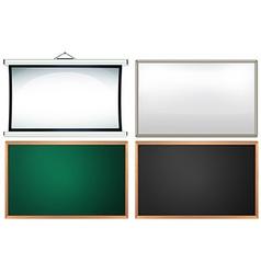 Boards vector