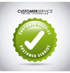 Customer support vector