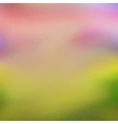 Abstract defocused colorful blurred background vector image