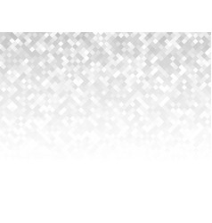 Abstract gray tile background vector