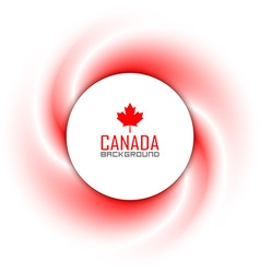 Canadian background vector