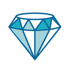 Diamond icon image vector