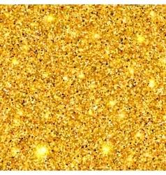 Golden sparkles texture EPS 10 vector