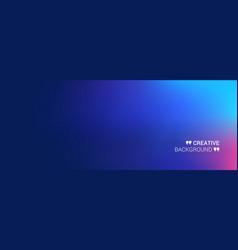 modern abstract gradient dark purplish blue vector image