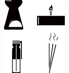 Aromatherapy vector