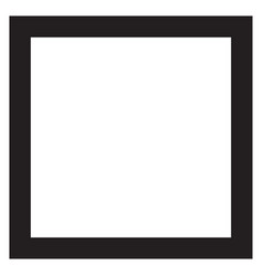 stop line icon vector image