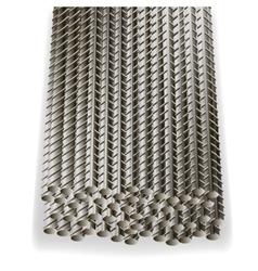 Rebars Reinforcement Steel Construction Armature vector image vector image