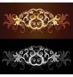 tribal graphic design vector image vector image