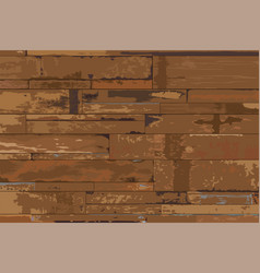 wooden texture backgroundgrunge retro vintage vector image