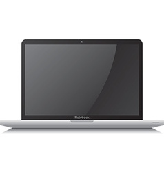 Computer and laptop design vector