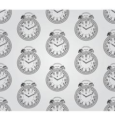 Vintage Hand Drawn Seamless Pattern vector image