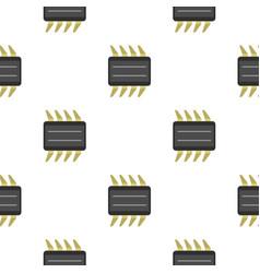 Cpu pattern flat vector