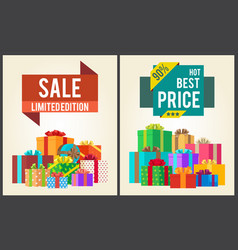 sale limited best price 90 edition super discount vector image