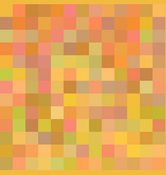 background of art colored green orange yellow vector image