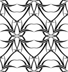 Black n white tattoo wallpaper vector