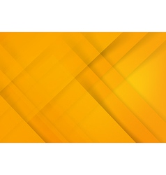 Abstract background yellow layered eps 10 003 vector image