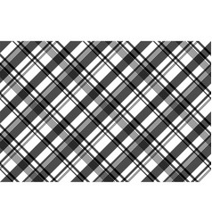 black white fabric texture pixel asymmetrical vector image