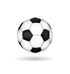 Football soccer ball vector