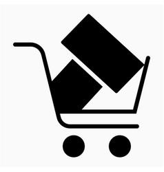 Goods icon vector