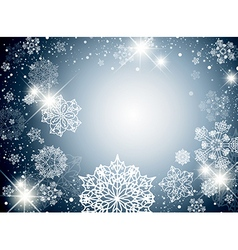 Winter Holiday Background vector