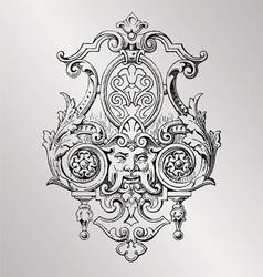Victorian Decoration vector image vector image