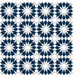 Arabic ornament seamless pattern vector
