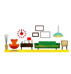 Room Design vector image
