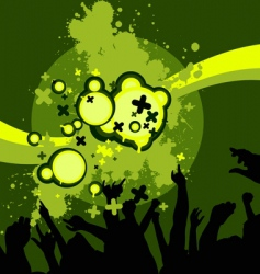 party vector image