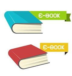 E-book Icons vector
