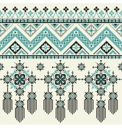 Tribal ethnic seamless pattern Ideal for vector