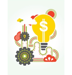 Business3 vector image vector image