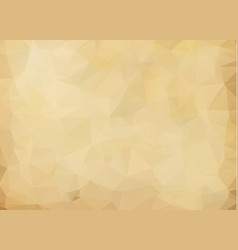Abstract low poly background in pastel colors vector