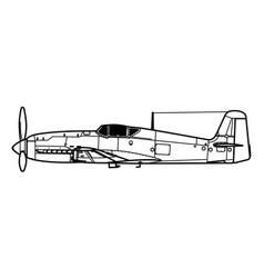 Heinkel he 100 vector