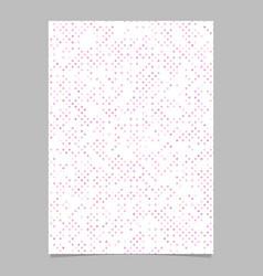 pink pentagram star shape pattern background vector image