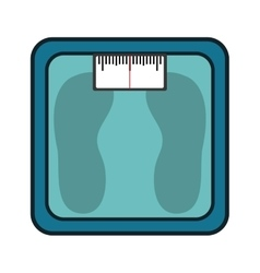 Scale balance measure weight gym vector