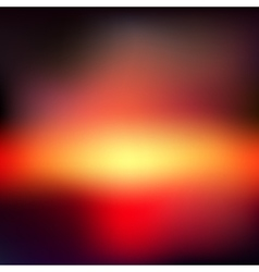 Blurred of colored abstract vector