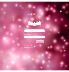 Login Background vector