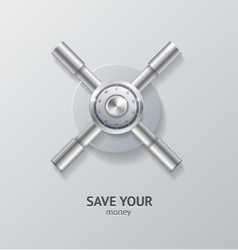 Save Money Concept vector image vector image