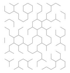 Abstract technology backfground vector